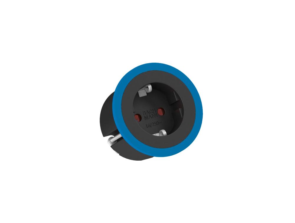 Bachmann-Pix-Funky-Round-Power-Socket