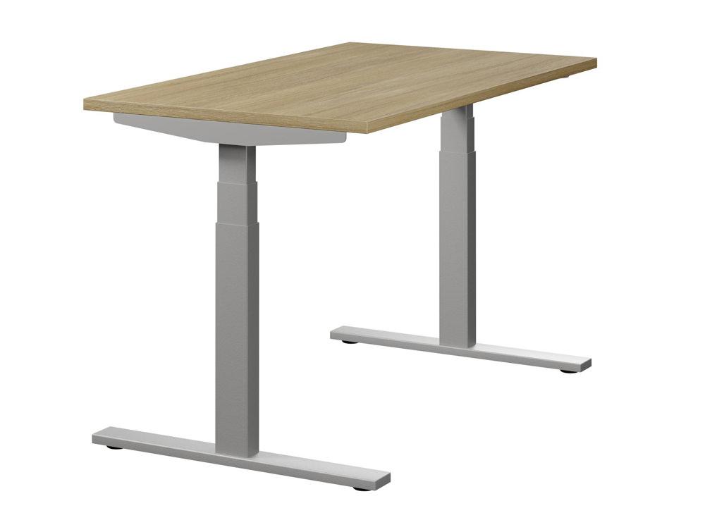 Leap-L-Leap-Single-Desk-T-12-70-UO-SLV