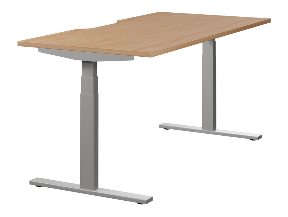 Leap-L-Leap-Single-Desk-TS-16-80-BE-SLV