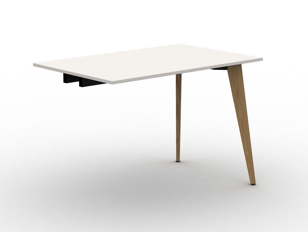 Mobili-Pyramid-Bench-Desk-Module-with-Wooden-Legs