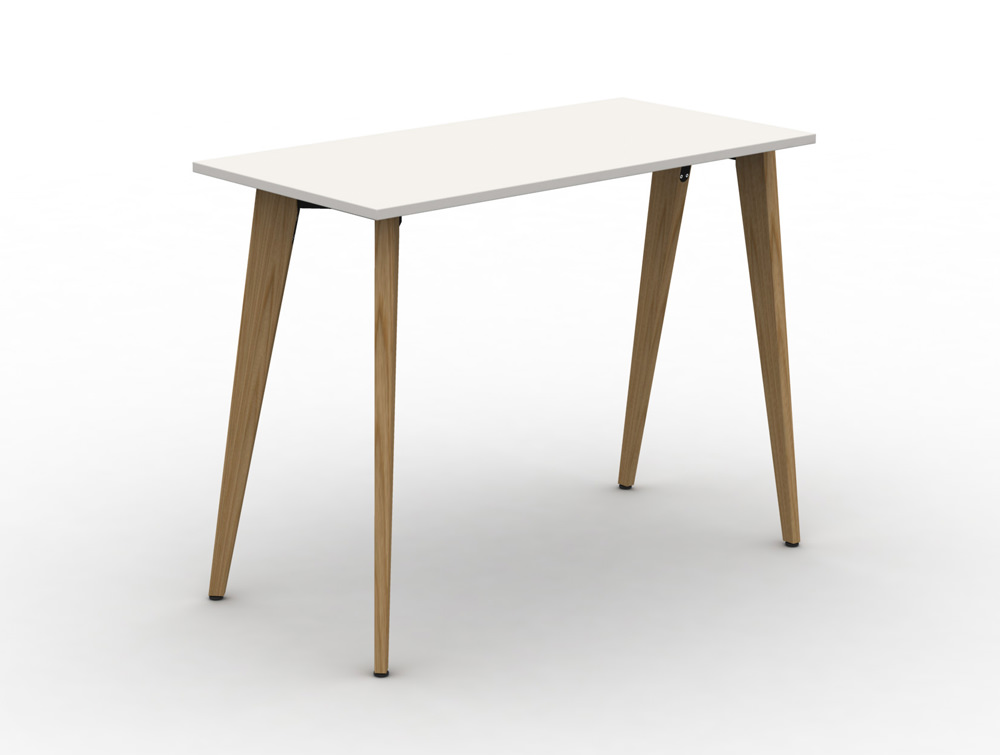 Mobili-Pyramid-High-Bench-Desk-with-Wooden-Legs