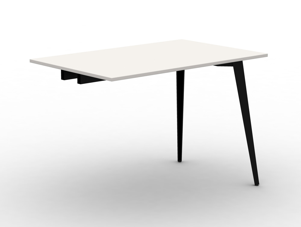 Mobili-Pyramid-Module-Bench-Desk-zith-Steel-Legs