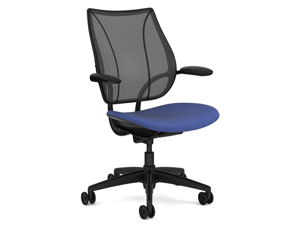 Humanscale Libert Chair Side Angle Used