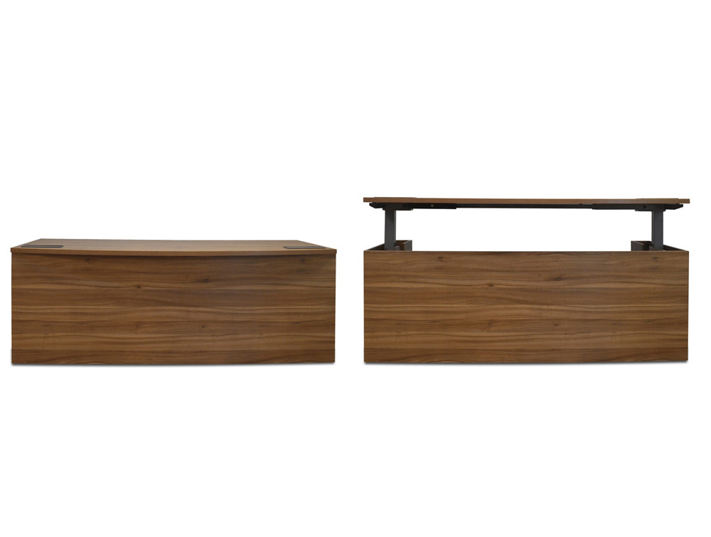 Alto-Executive-Sit-Stand-Electric-Desk-in-Black-Walnut-Lowered-and-Raised-View