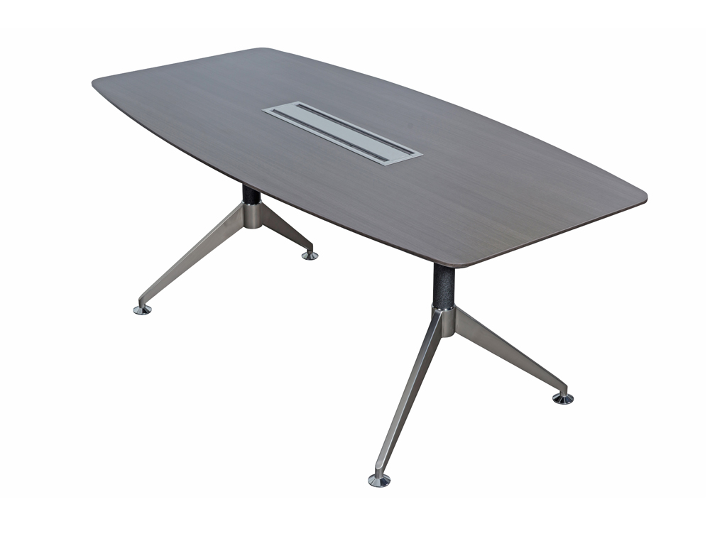 Nero Executive Meeting Table with Cable Management