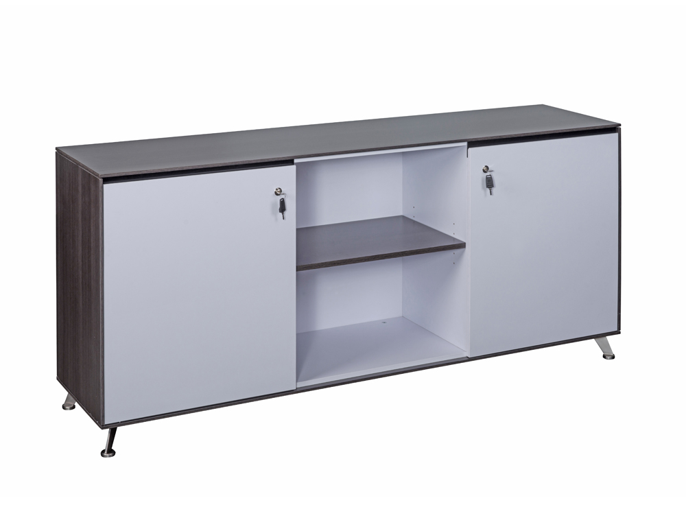 Nero Executive Sideboard Unit Side View