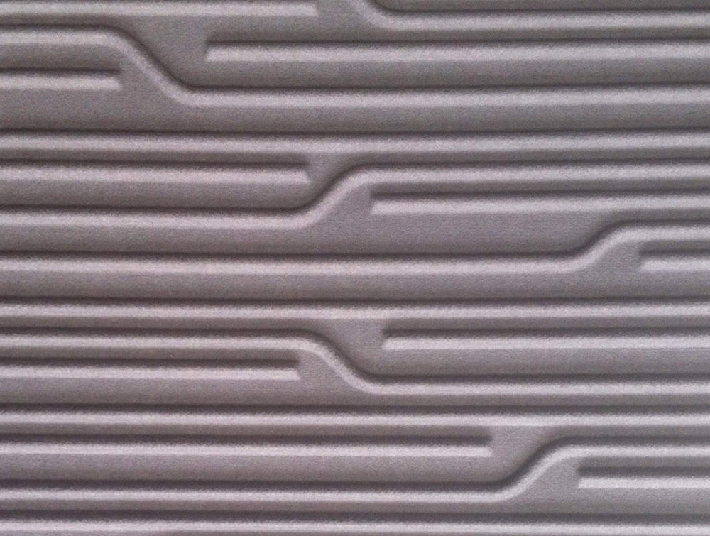 Soundtect Technics Recycled Eco Acoustic Wall Panel Grey Modern Design