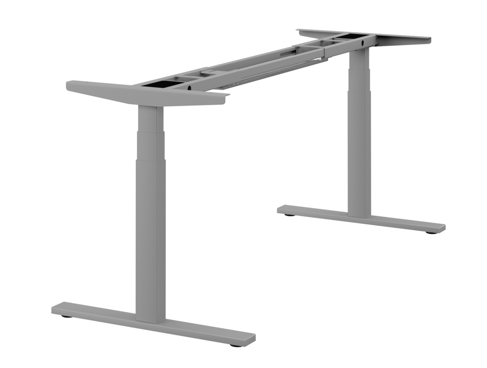 Leap-Electric-Adjustable-3-Stage-Frame-Silver