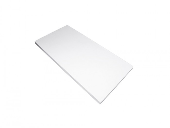 Soundtect Recycled White Hanging Acoustic Panel Class