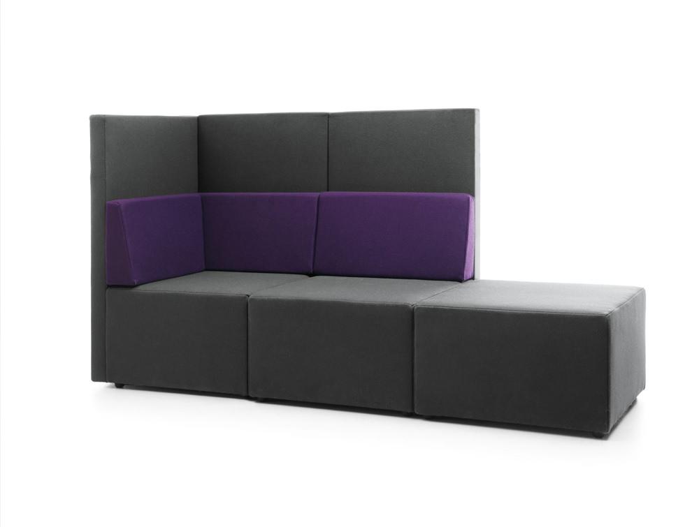 Lounge Large High Back Sofa
