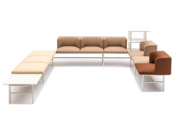 Agora Office Modular Seating Collection