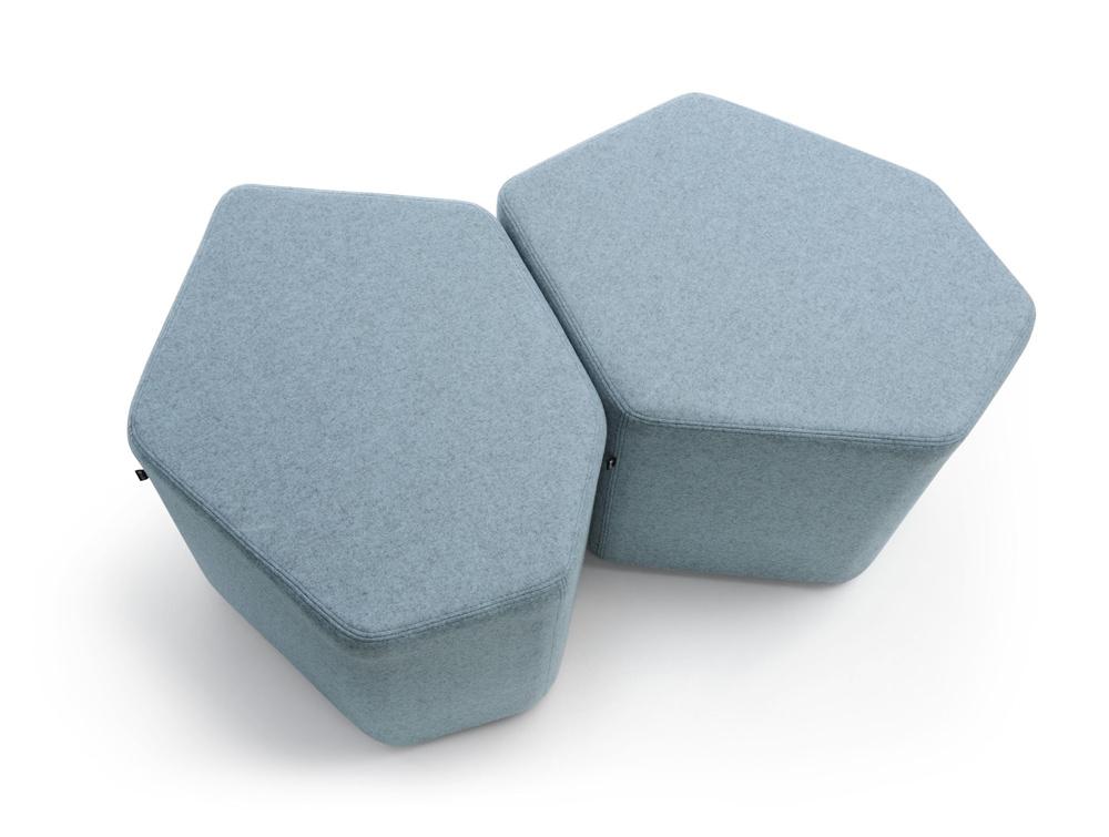 Bazalto Modular Pouffes