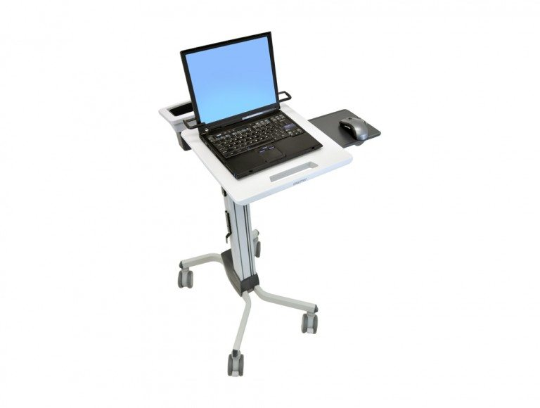 Ergotron Neo-Flex Laptop Cart