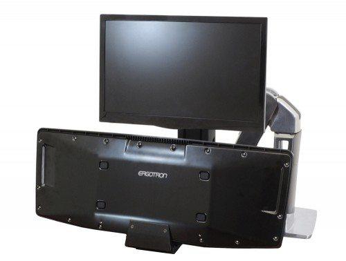 Ergotron WorkFit A single LD Sit Stand workstation