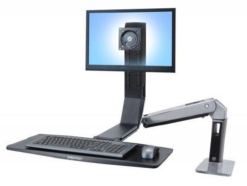 Ergotron WorkFit-A Sit Stand Workstation