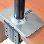 WorkFit LX sit stand desk mount system parts