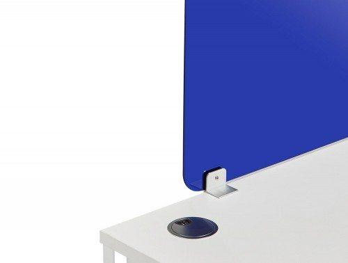 Acrylic Desk Screen Brackets