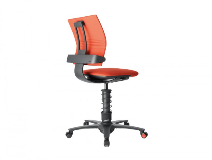 Aeris-3Dee-Active-Office-Chair-with-Red-Seat-Black-Finish-and-Black-Base