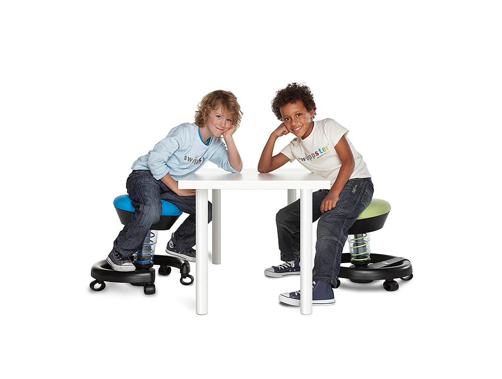 Aeris-Swoppster-Small-Ergonomic-Chair-with-Castor-Wheels-Available-in-Blue-and-Green
