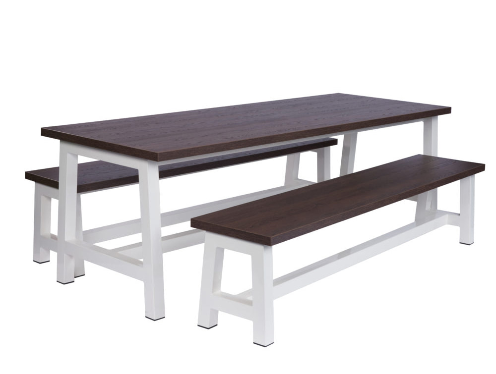 Apex Canteen Tables and Benches