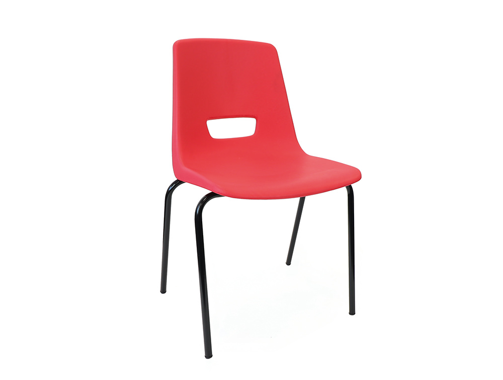 Arthur Polypropylene 4-Leg Primary and Secondary School Chair