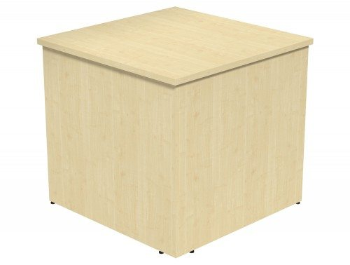 Ashford Modular Reception 90 Degree Corner Desk MP in Maple