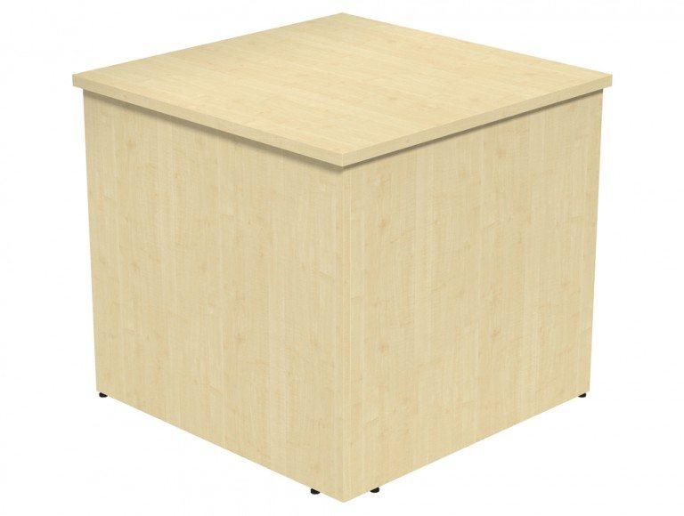 Ashford Modular Reception 90 Degree Corner Desk MP in Maple