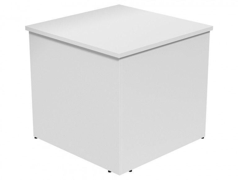 Ashford Modular Reception 90 Degree Corner Desk WH in White