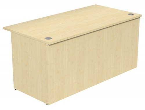 Ashford Modular Reception Desk 1600-MP in Maple