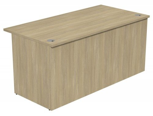 Ashford Modular Reception Desk 1600-UO in Urban Oak