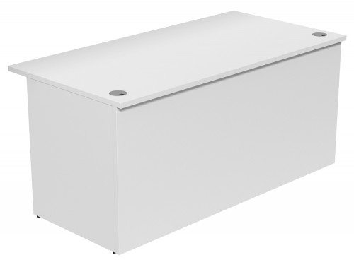 Ashford Modular Reception Desk 1600-WH in White