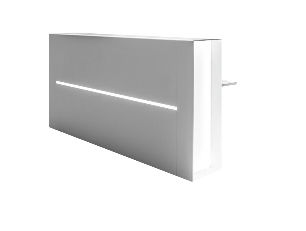 Atixa Reception Unit with LED light