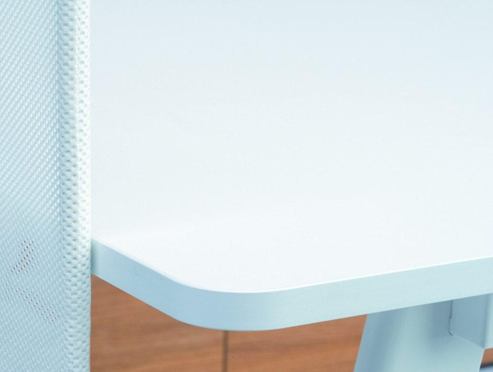 Balma Simplic Executive Desk White