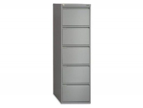 Bisley BS5E Filing Cabinet 5 Drawer