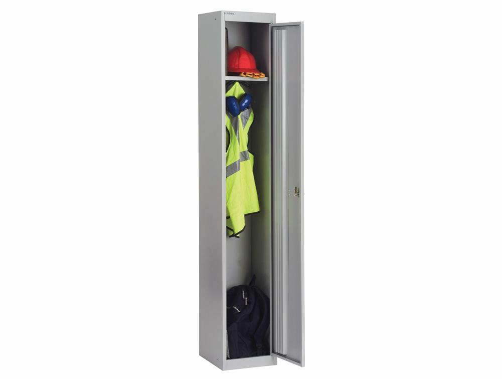 Bisley CLK Steel Locker 1 Door Inside