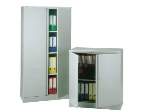 Bisley Cupbaord with 1 Shelf 1016mm high
