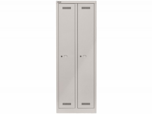 Bisley Monobloc Double Column 2 Door Front