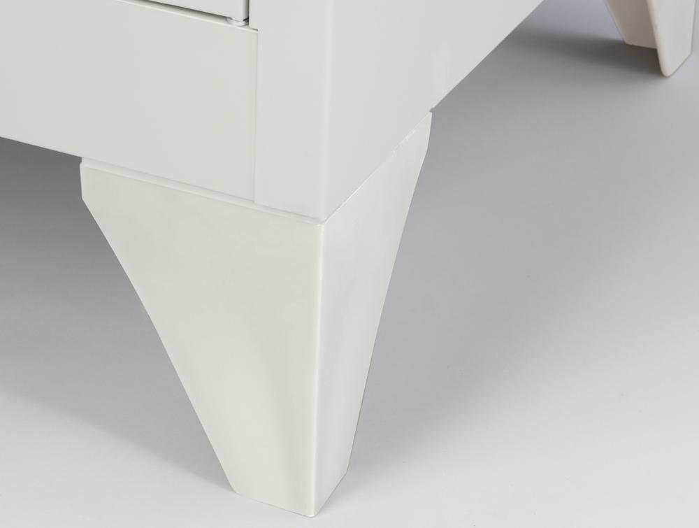 Bisley Monobloc Locker Moulded Plastic Foot