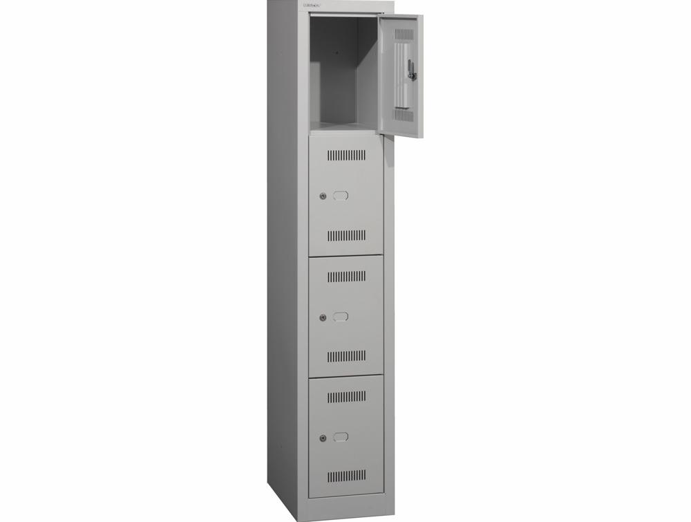 Bisley Monobloc Single Column 4 Door