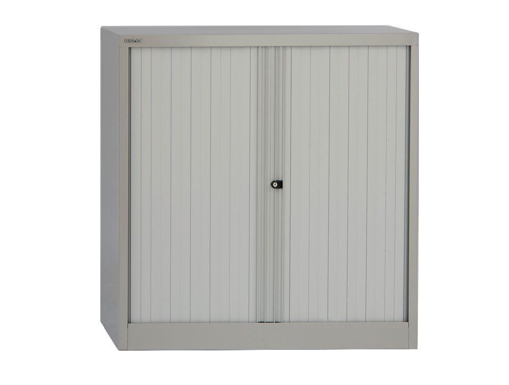 Bisley Tambour Steel Cupboard 1016mm High