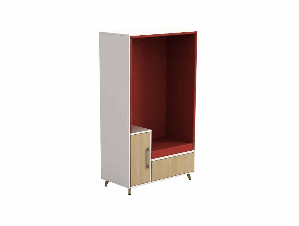 Box Seating Cabinet
