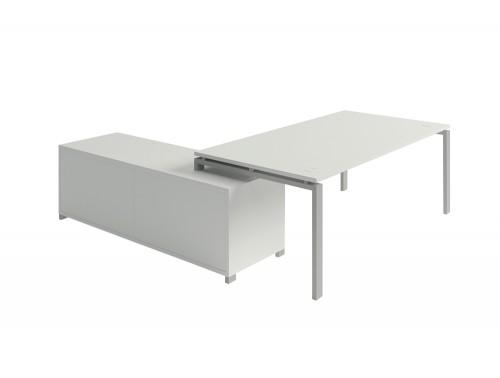 Buronomic Astro Executive Sober Desk