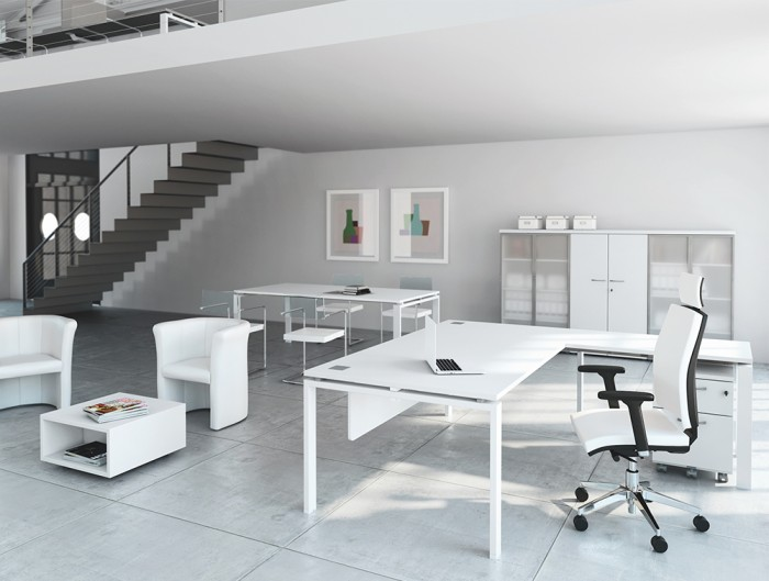 Buronomic Astro Executive Sober Desk 6 with White Top and Legs Finishes.jpg