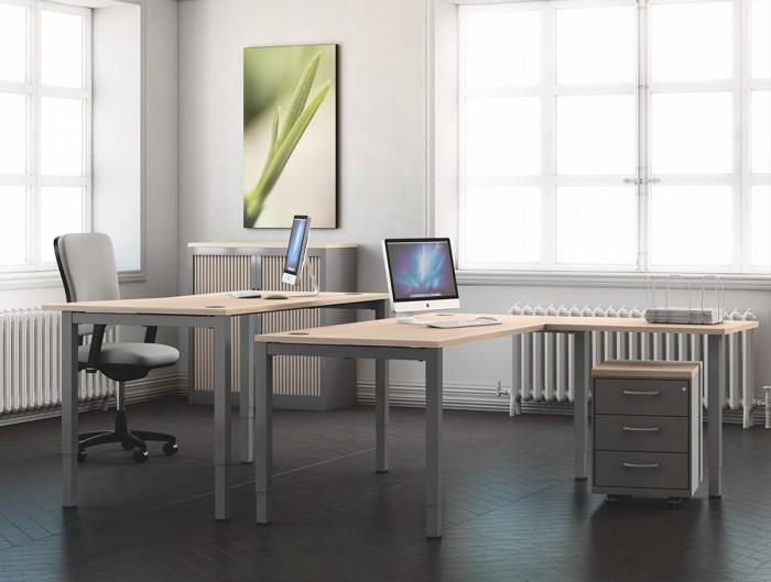 Buronomic Astrolite Shared Desk for Modest Budget 3 with high adjustable legs.jpg