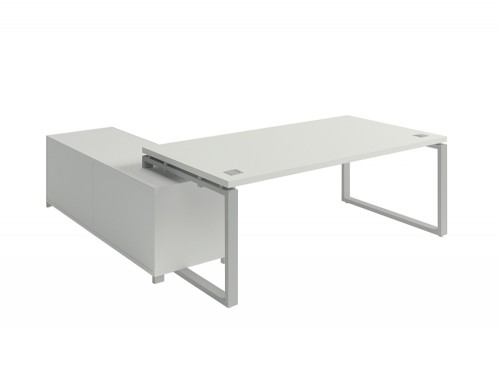 Buronomic Prestige Contemporary Executive Desk