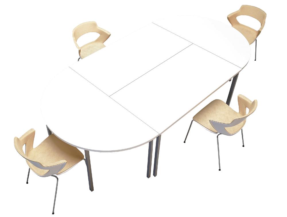 Buronomic Rencontre Multipurpose Table