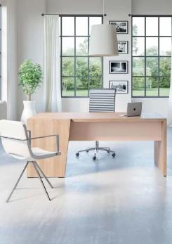 Buronomic Select Stylish Executive Desk