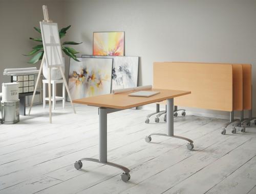Buronomic Solution Fliptop Table 3 in Beech Finish Top.jpg