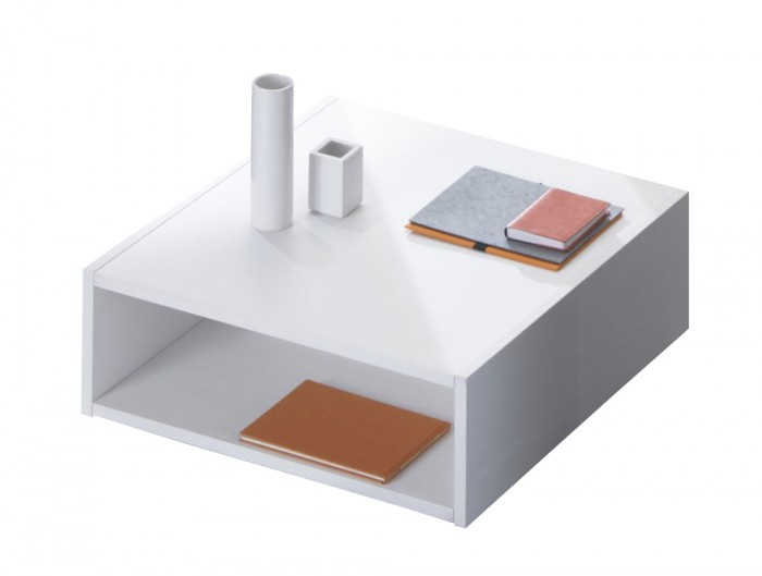 Buronomic Square Mobile Coffee Table
