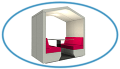 Buy Acoustic Meeting Pods Online